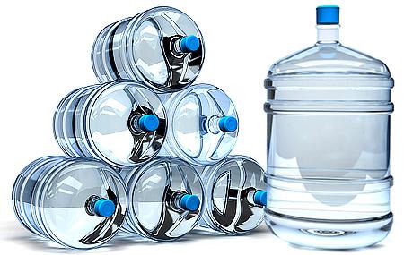 Garrafão Água Mineral Plásticos LC